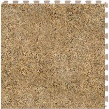 perfection floor tile stone creek 6 piece 20 in x 20 in matta
