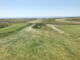 Small Picture Royal Porthcawl Through the eyes of a golfer a designer and
