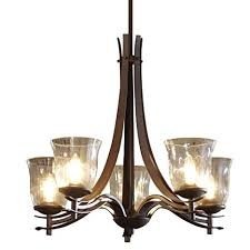 allen roth 5 light olde bronze chandelier com throughout plan 3