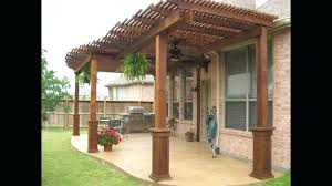 free standing covered patio designs. Free Standing Patio Photo 5 Of 8 Cover Designs Wood Roof Bracing Covered N