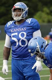 First Ku Football Depth Chart Of 2017 Includes Unresolved