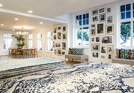 the rug company showroom