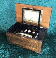 Read the story of this symphonion's restoration. Antiques Atlas Antique Music Boxes