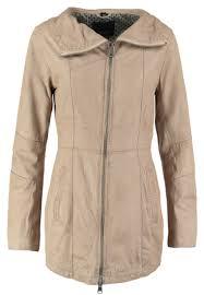 women jackets oakwood leather jacket beige oakwood coat conditioner wide varieties