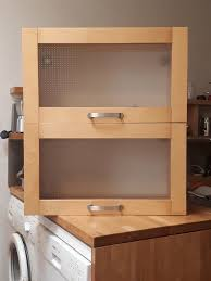 Varde Ikea Kitchen Wall Cabinets X2 In Catford London Gumtree
