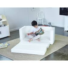 white kids pull out sofa
