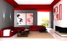 white living room with red sofa white living room red walls blue sofa red rug idea
