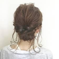 簡単くるりんぱのやり方コツからヘアアレンジまでご紹介 Arine