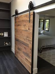 Wood Sliding Barn Doors