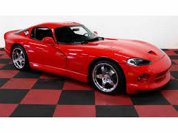 1998 Dodge Viper for Sale | ClassicCars.com | CC-1016633
