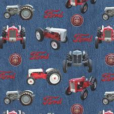17 best images about tractors old tractors john ford denim tractor toss fabric 9n 8n jubilee and ford 641