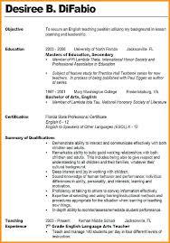 english teacher resume sample the dangling modifier sample esl teacher  resume template
