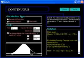 statistics problem solver statistics tutoring software that not   statistics problem solver statistics tutoring software that not only solves statistical problems but also generates