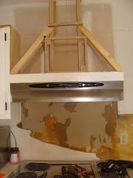 stove vent hood. framing a wood range hood vent cover | crown mantle kitchen post here about an stove