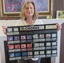 Neatlings Chore Chart System Neatlings Chore Chart System Helps Parents Help Children