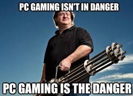 The Future of Gaming via Relatably.com