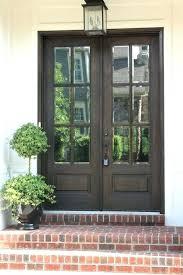 double door front doors 8 0 double door w clear beveled glass photographed by double door double door front