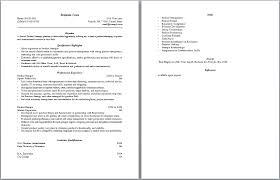 waitress duties resume  best waitress job description resume