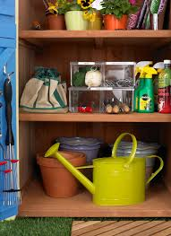 Delightful How To Organize Your Garden Shed | Ty Pennington