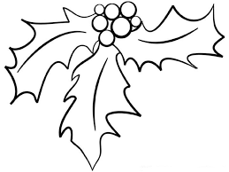 Small Picture Mistletoe Coloring Pages zimeonme