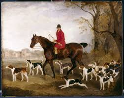 lectures on british culture royal oak foundation english hounds