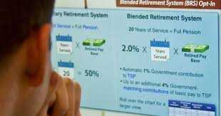 Army Continuation Pay Chart New Retirement Systems Retention Bonus Will Be Lowest