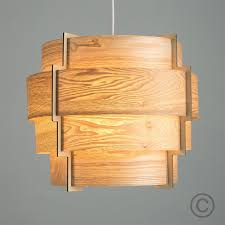 Wood Veneer Lamp Shades Triachnidcom