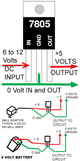 how to 9 volt battery if you are powering the first simple parallel interface only a few electronic parts on it this is a fast easy way to get started