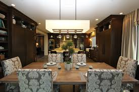 Kitchen Dining Room Hamptons Inspired Luxury Home Kitchen Dining Room Robeson Design