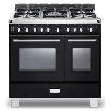 36 gas range double oven. Perfect Gas Verona VCLFSGG365D To 36 Gas Range Double Oven