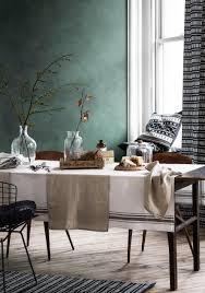 Esszimmer Gestalten Wände : Esszimmer wandgestaltung grün