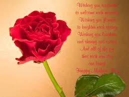 Pretty Card For Mothers Day Happy Mothers Day Wishes Wallpapers