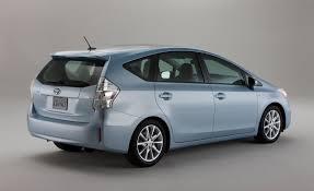 Toyota Prius V 2012 review