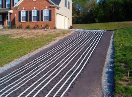 heated driveway systems surround yourself things you love installing clearzone heat cable for electric driveway snow melting system
