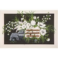 fl truck wood wall decor hobby