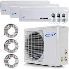 precharged mini split. Modren Split Multi Zone Mini Split Ductless Air Conditioner U2013 Tri 9000   18000 And Precharged M