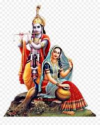 Good Morning Radha Krishna, HD Png ...