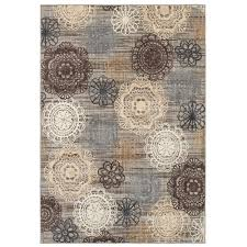 mohawk home reg galaxy embellish gray area rug 8 x 10