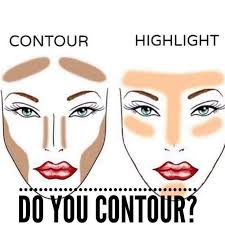 makeup question of the day do you highlight and contour what is that