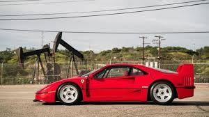 Their goal was to celebrate the 40th anniversary of therefore, it is a top choice for those who cherish speed and superior performance above all else. Ferrari F40 A Car With Heritage And A Few Secrets