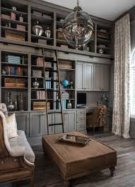 Home Office Library Design Ideas Extraordinary For A Remarkable - Small  library design 2