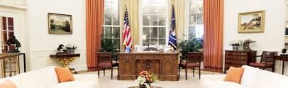 reagan oval office. See A Replica Of What The Oval Office Looked Liked During Reagan\u0027s Term And So Much More. Reagan L