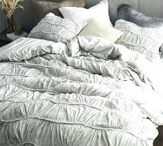 oversized king duvet cover motley texture light gray bedding sets cov