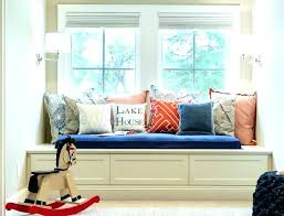 bedroom window seat cushions. Beautiful Bedroom Window Cushions Custom Seat Pads Pillows Bedroom Pillow  Ideas Order Online And Bedroom Window Seat Cushions O
