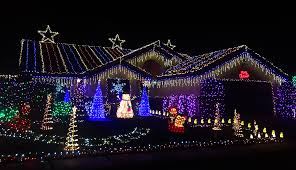 christmas home lighting. Photo Of Home On 545 Valley View Drive, December 6, 2015   By Christmas Lighting