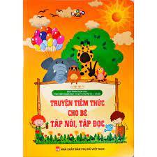 Sách thiếu nhi - Truyện Tiềm Thức Cho Bé Tập Nói Tập Đọc (Truyện Tranh Tiềm  Thức 1-6 tuổi)