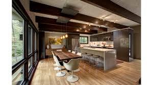 Mid Century Modern Kitchen Remodel Mid Century Modern Renovation Haus Architecture