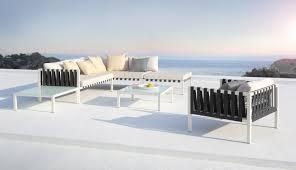 Outdoor  Small Patio Set With Umbrella Aluminium Patio Furniture Aluminium Outdoor Furniture