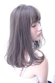 芸能人から学ぶ男ウケ抜群モテのミディアムストレート Hair Hair