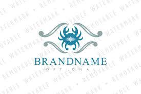 manna crab logo exle image 1